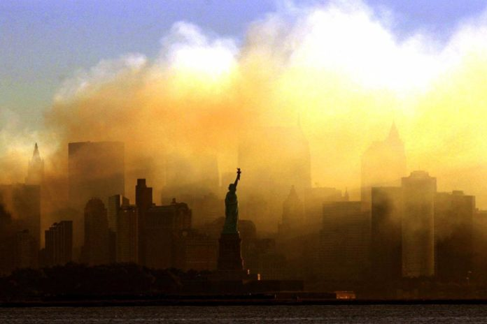 From 9/11s ashes, a new world took shape. It did not last.